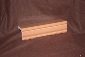 Gzyms środkowy brzoskwinia 22x5,5x11 cm