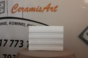 Cokół środkowy o wymiarach 20,5x15cm w kolorze białym