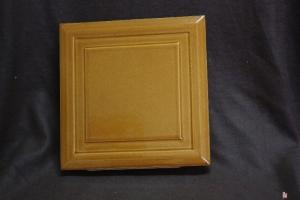Kafel KWADRAT środkowy rudy 20x20 cm