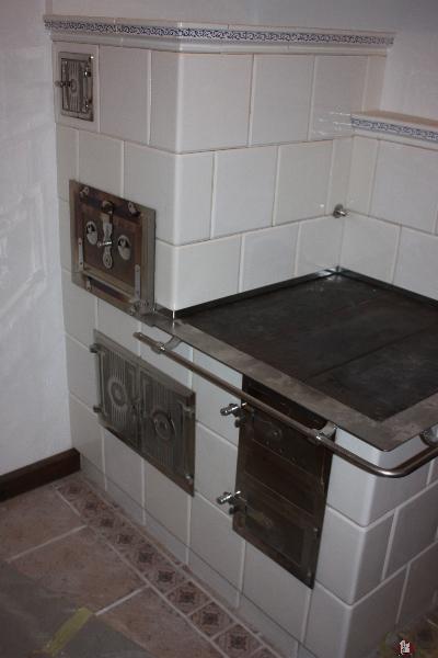 Kuchnia Kaflowa  Realizacje  CeramisArt Mielec